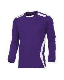Hummel Club Shirt LM Paars