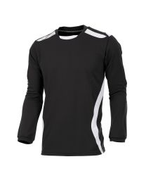 Hummel Club Shirt LM Zwart Wit