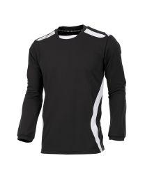 Hummel Club Shirt LM Zwart Wit