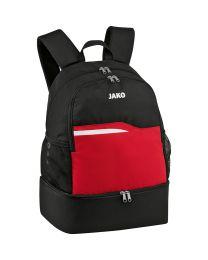 JAKO Rugzak Competition 2.0 zwart/rood