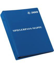 JAKO Map voor spelerskaarten blauw
