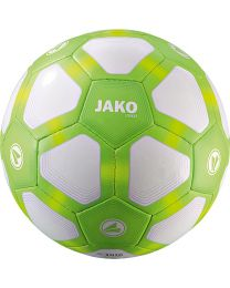 JAKO Lightbal Striker 32 p./machinegenaaid wit/fluogroen/fluogeel-290g