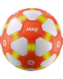 JAKO Lightbal Striker 32 p./machinegenaaid wit/oranje/geel-350g