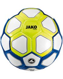 JAKO Trainingsbal Striker wit/marine/lemon
