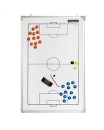 Derbystar Coachbord Voetbal 90 cm x 60 cm