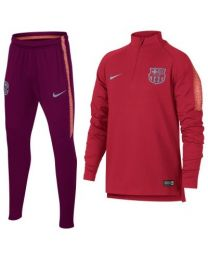 Nike FCB Y NK DRY SQD DRIL SUIT Multi Colour