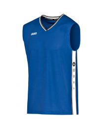 JAKO Shirt Center royal/wit