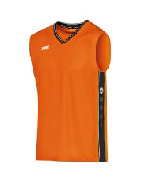 JAKO Shirt Center fluo oranje/zwart