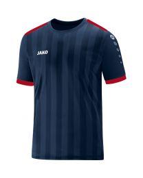 JAKO Shirt Porto 2.0 KM navy/rood
