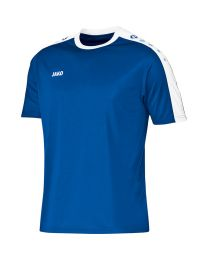 JAKO Shirt Striker KM royal/wit