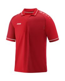 JAKO Shirt Competition 2.0 KM rood/wit