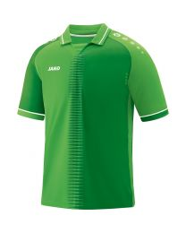 JAKO Shirt Competition 2.0 KM soft groen/wit