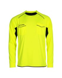Bergamo Referee Shirt L.M. Geel