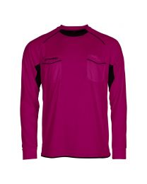 Bergamo Referee Shirt L.M. Paars