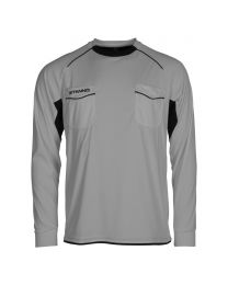 Bergamo Referee Shirt L.M. Grijs