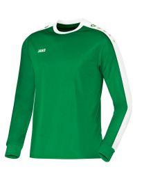 JAKO Shirt Striker LM sportgroen/wit
