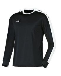 JAKO Shirt Striker LM zwart/wit