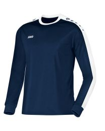 JAKO Shirt Striker LM navy/wit