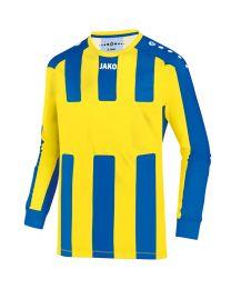 JAKO Shirt Milan LM citroen/royal
