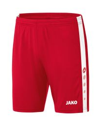 JAKO Short Striker rood/wit