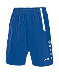 JAKO Short Florenz royal/wit