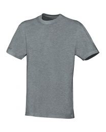 JAKO T-Shirt Team grijs gemeleerd