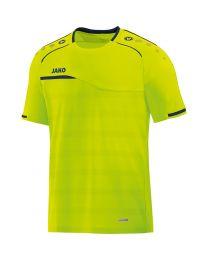 JAKO T-shirt Prestige lemon/marine