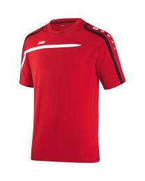 JAKO T-Shirt Performance rood/wit/zwart