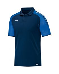 JAKO Polo Champ marine/royal