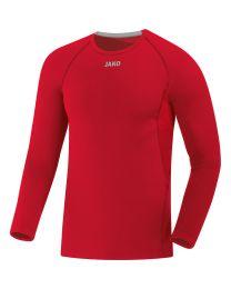 JAKO Shirt Compression 2.0 LM rood