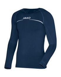JAKO Shirt Comfort LM navy