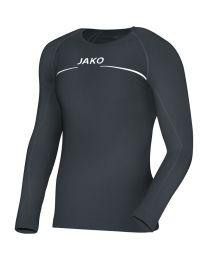 JAKO Shirt Comfort LM antraciet
