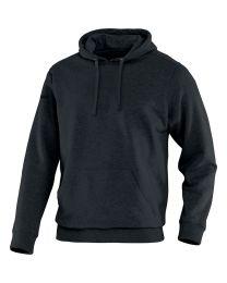 JAKO Sweater met kap Team zwart