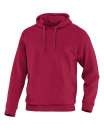 JAKO Sweater met kap Team bordeaux