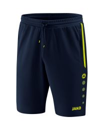 JAKO Trainingsshort Prestige marine/lemon