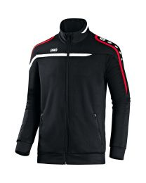 JAKO Trainingsvest Performance zwart/wit/rood