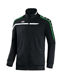 JAKO Trainingsvest Performance zwart/wit/sportgroen