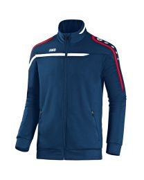 JAKO Trainingsvest Performance marine/wit/rood