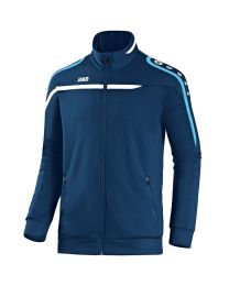 JAKO Trainingsvest Performance marine/wit/aqua