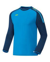 JAKO Sweater Champ JAKO blauw/marine/fluogeel
