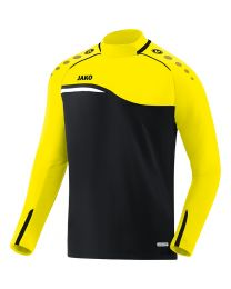 JAKO Sweater Competition 2.0 zwart/fluo geel