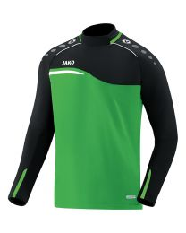 JAKO Sweater Competition 2.0 soft groen/zwart