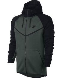 Nike Tech Fleece Hoodie Outdoor Green