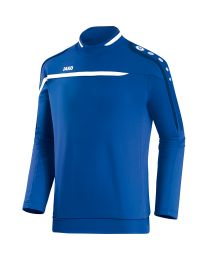 JAKO Sweater Performance royal/wit/marine