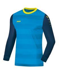 JAKO Keepershirt Leeds JAKO blauw/navy/fluogeel