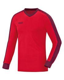 JAKO Keepershirt Striker rood/bordeaux