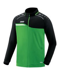 JAKO Polyestervest Competition 2.0 soft groen/zwart