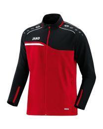 JAKO Vrijetijdsvest Competition 2.0 rood/zwart