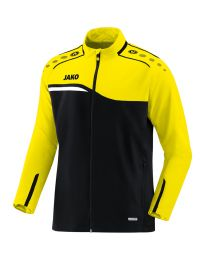 JAKO Vrijetijdsvest Competition 2.0 zwart/fluo geel
