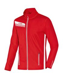 JAKO Vest Athletico rood/wit